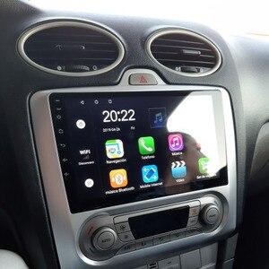 Image 2 - 4G LTE Android 10.1 Cho Xe Ford Focus Exi Ở 2004  2011 Đa Phương Tiện Stereo DVD Xe Hơi Dẫn Đường GPS đài Phát Thanh