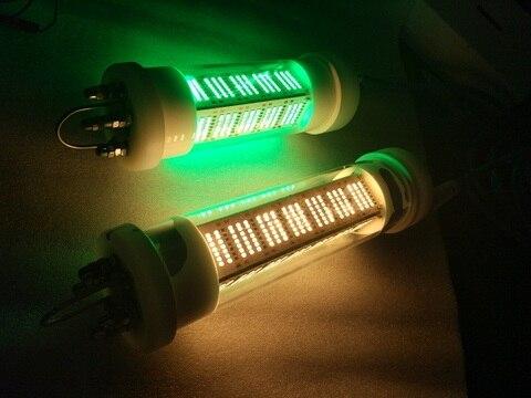 luz 5 m cabo 24 v lula pesca lampada led