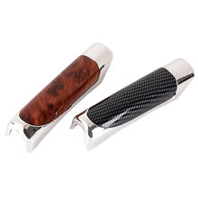 Деревянный Стиль ручной тормоз ebrake ручка держатель для рук