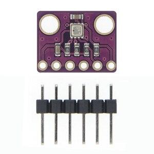 Image 1 - 100PCS GY BME280 3.3 precision altimeter atmospheric pressure BME280 sensor module