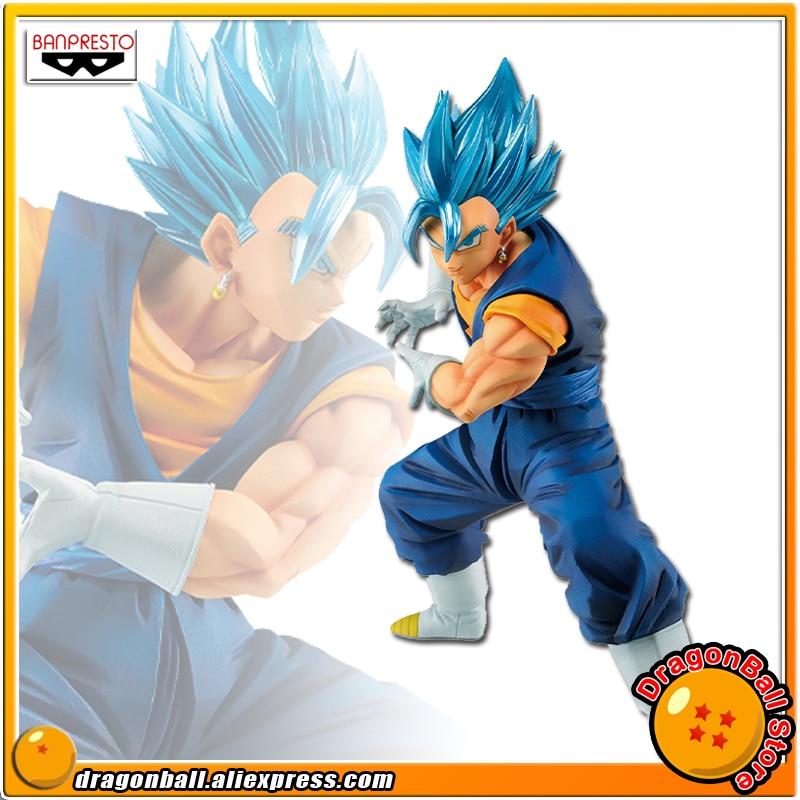 Dragon Ball Super VEGETTO BLUE Figure SS God Final Kamehameha BANPRESTO JAPAN