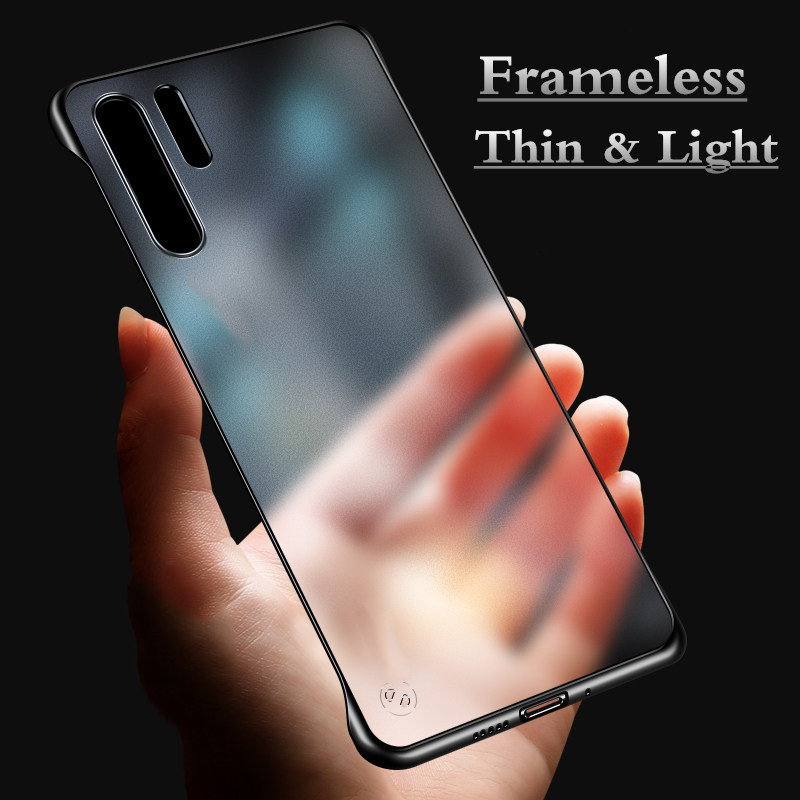 Note 10 Plus <font><b>Case</b></font> Frameless Transparent <font><b>Ring</b></font> Cover for <font><b>Samsung</b></font> <font><b>Galaxy</b></font> A10 A20 A30 A50 A60 <font><b>A70</b></font> Note 9 8 S8 S9 S10 Plus S10e <font><b>Cases</b></font> image