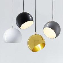 Современные подвесные светильники в скандинавском стиле Красочные