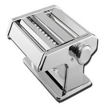 Mini máquina do fabricante de macarrão profissional manivela rolo massa espaguete noddle fabricante macarrão cortador para cozinha suporte misturador