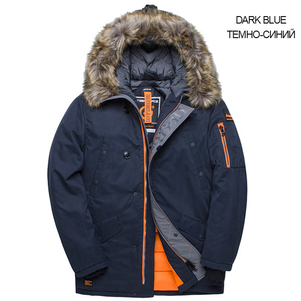 Mens Fur Snow Jacket
