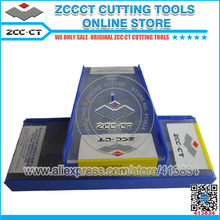 Free Shipping ZCC.CT milling cutter SEET12T3 DR YBG202 zccct cutting tools SEET12T3 cnc milling inserts SEET for P M K material