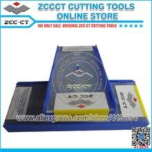 شحن مجاني ZCC.CT قاطعة المطحنة SEET12T3 DR YBG202 zccct أدوات القطع SEET12T3 باستخدام الحاسب الآلي طحن إدراج SEET للمواد P M K