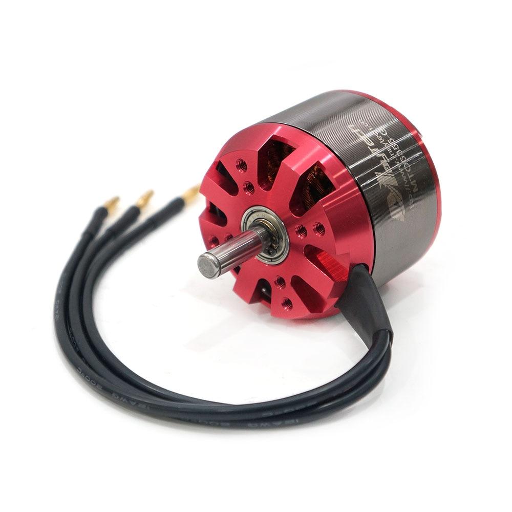 Maytech Brushless Outrunner Motor 6355 230/250KV Sensorless Engine for RC Airplane Helicopter ROV FPV Plane MTO6355-G