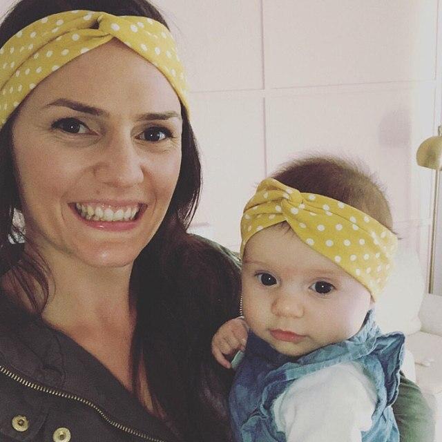 Pontos de Impressão Estilo do Cabelo Lote Faça Você Mesmo Simples Multi Cruz Cabeça Bandas Bebê Algodão Pano Hairbands Ferramentas Acessório Ha1557 100 Pçs –