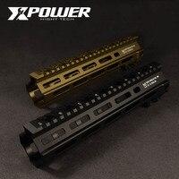 XPOWER MK8 Rail Handguard Metal Aluminum Alloy Gel Blaster BD556/TTM/M4 Toy Gun