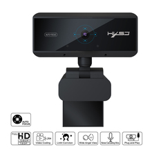 Webcam 1080P HDWeb Camera With Built-in HD Microphone USB Pl