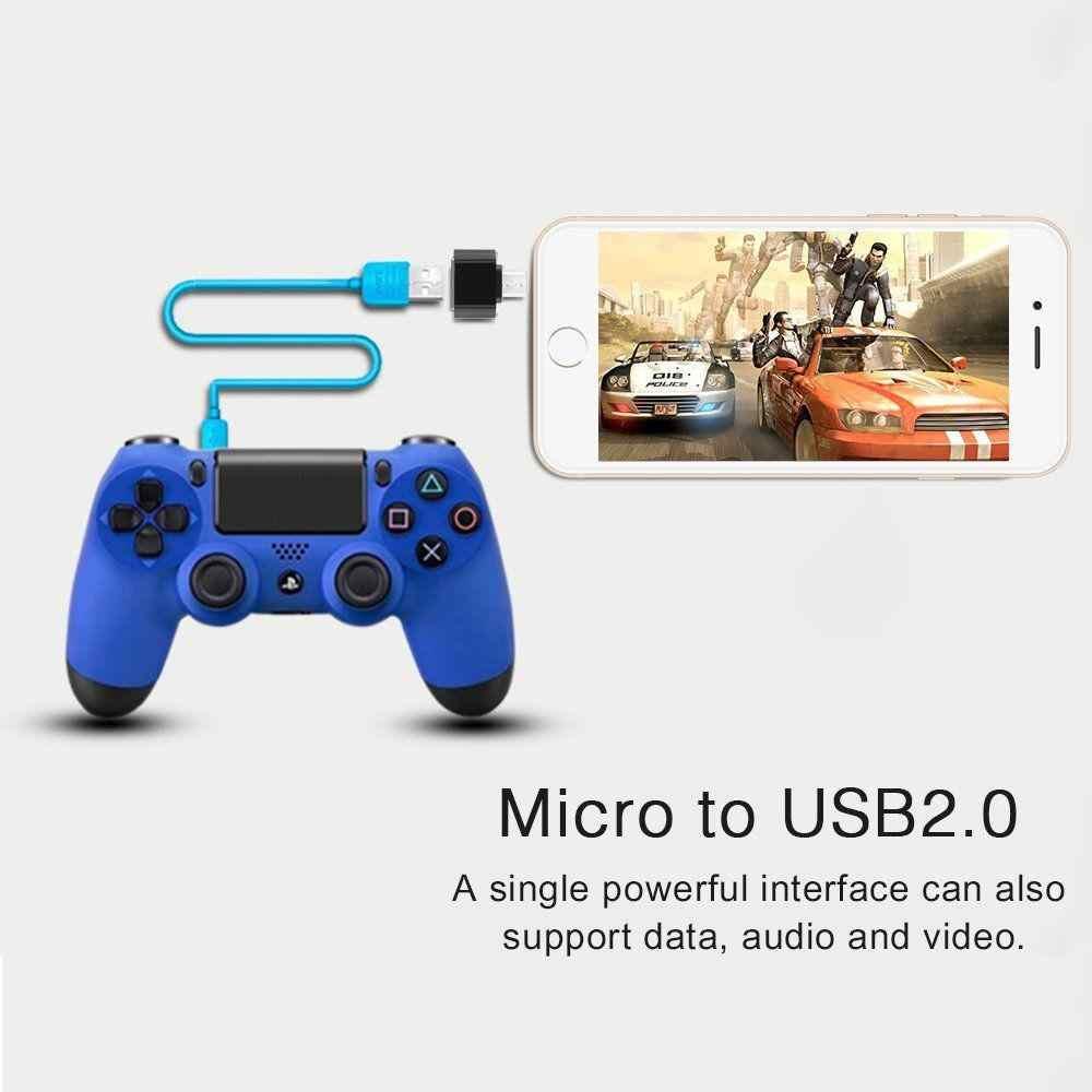 OTG adaptador USB OTG cabeza del convertidor SD tarjeta lector conexión Kit para teléfono Android