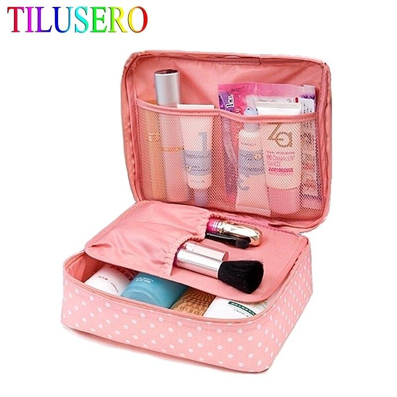2020 Fashion Multifunction Travel Cosmetic Bag Women Waterproof Storage Make Up Cases Travel Storage Bag