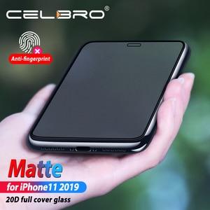 Image 3 - Cubierta completa película de vidrio esmerilado para Iphone 11 Iphone11 Pro Max vidrio protector mate para Iphone11 Pro Xi xs Xr X