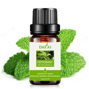 Pure Bath Oils Essential Oils 10ML Foot Massage Oil Orange Peppermint Pine Needles Plant Moisturize Essential Oil TSLM1
