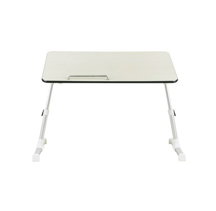 Small Bed Folding Table Computer Desk Desk Lap Tray Table Bedroom Table Lazy On College Students' Dormitory Multi-function Lapto