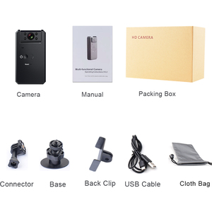 Image 5 - كاميرا MD90 صغيرة للرؤية الليلية كاميرا تصوير صغيرة الرياضة في الهواء الطلق DV مسجل فيديو صوت الحركة HD 1080P مسجل دراجة هوائية