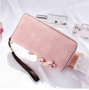 Clutch Wallet Handbag Wristband Departments Purse Ladies Large-Card Female Designer Long