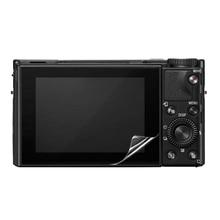 Protective-Film Camera RX100M7 Sony Screen-Protector Mark-7 Guard for Dsc-rx100/Vii/Mark-7/..