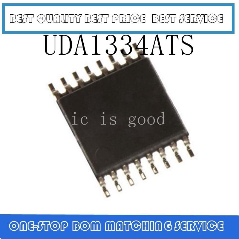 20PCS~50PCS UDA1334ATS UDA1334A TSSOP16