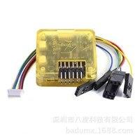 Cc3d controle de vôo qav250 através da máquina concorrência suporte receptor satélite evo open source sbus jian zhen proibição   -