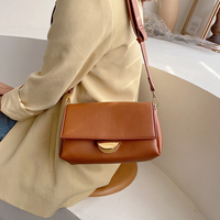 Женские одноцветные сумки через плечо из искусственной кожи для женщин 2020 модная простая сумка через плечо женские сумки