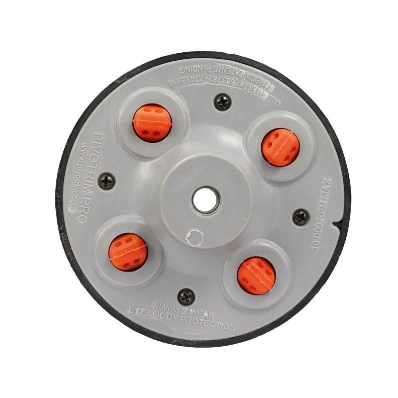 Aluminum Alloy Linehead Trimmer Head Spool Set For Gasoline Brushcutter UK STOCK