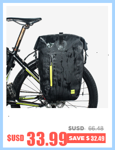 Clearance Rhinowalk 14 inch 20 inch Folding Bike Bag Loading Vehicle Carrying Bag Pouch Packed Car Thickened Portable Bicycle Pack 2