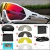 Ciclismo óculos polarizados mtb mountain bike ciclismo óculos de sol óculos de ciclismo óculos de proteção oculos 25
