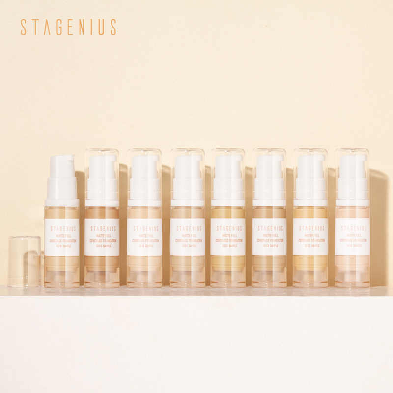 Stagenius Gezicht Foundation Crème Make-Up Basis Waterdichte Langdurige Olie-Control Volledige Dekking Concealer Foundation