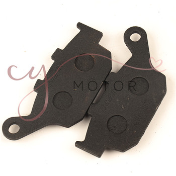 Motorcycle Brake Pads for Honda XL 600 Transalp (VM/VN/VP) (1991-1993) XL600 LT124-140 image