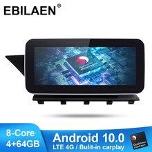 Android 10,0 Auto-Multimedia-Player für Mercedes Benz GLK Klasse X204 2008 - 2015 Autoradio Navigation 10.25