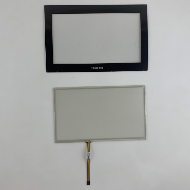 GT707 AIG707WCL1B2-F Touch Screen Glass + Membrane Film For Delta HMI Panel Repair~do It Yourself, Have In Stock
