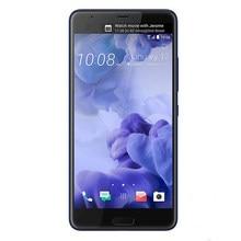 Unlocked orijinal HTC U Ultra için cep telefonu 5.7 inç 4GB RAM 64GB ROM LTE 12MP kamera Android cep telefonu çift SIM, ücretsiz kargo
