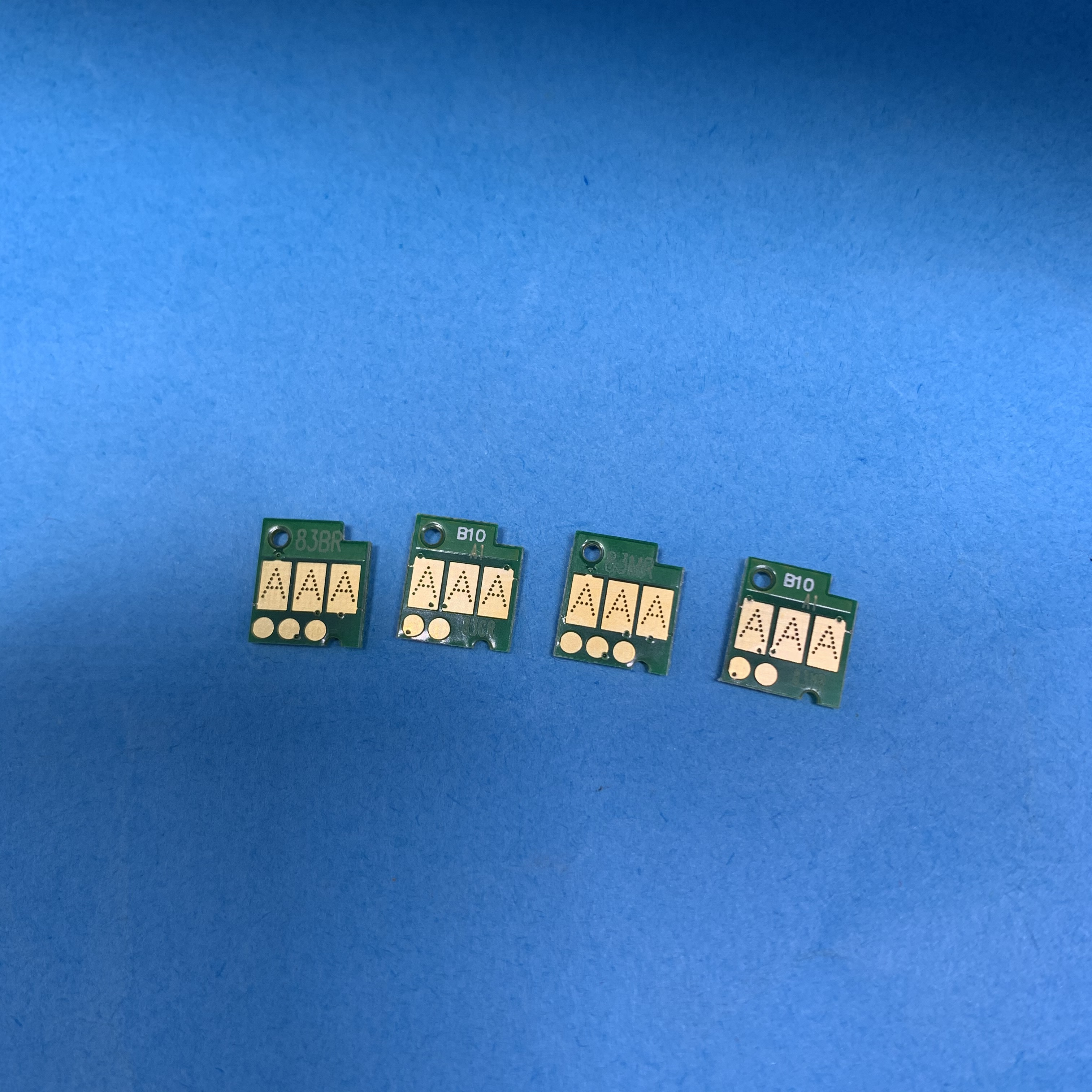 YOTAT Cartridge Permanent Chip LC583 For Brother MFC-J2510 MFC-J3520 (Indonesia)