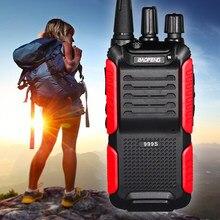 Baofeng BF-999S walkie talkie 5w rádio em dois sentidos handheld fm transceptor bf 999s portátil cb ham rádio atualizar bf 888s comunicador