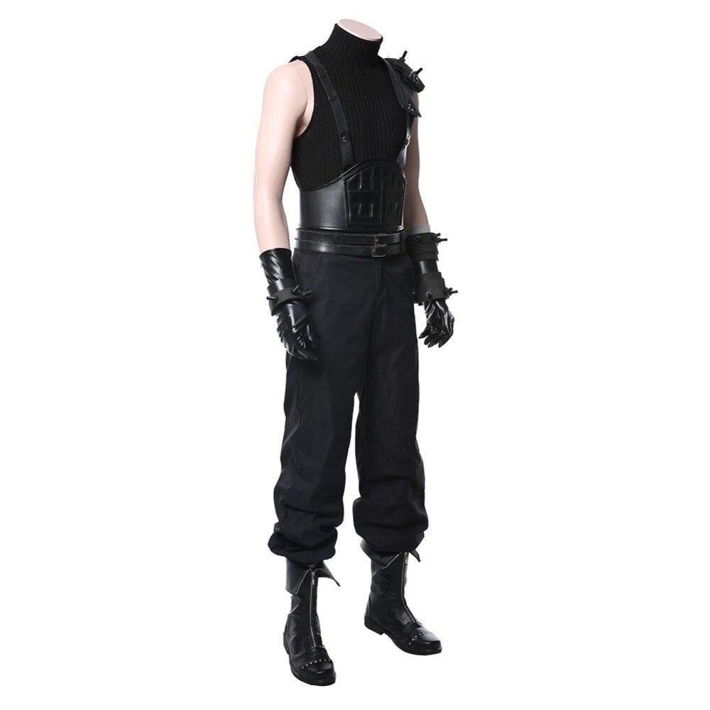 uniforme, roupa completa de festa de halloween