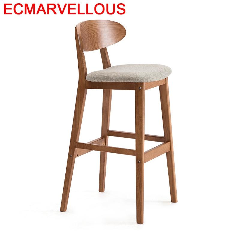 Taburete Sandalyeler Barkrukken Bancos De Moderno Banqueta Todos Tipos Stuhl Sgabello Silla Stool Modern Cadeira Bar Chair