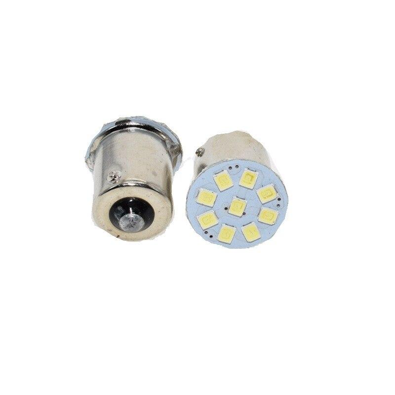 Vendas diretas do fabricante de 24 v led 2835 9smd invertendo a lâmpada sinal de volta 24 v caminhão lâmpada acessórios do carro luz led
