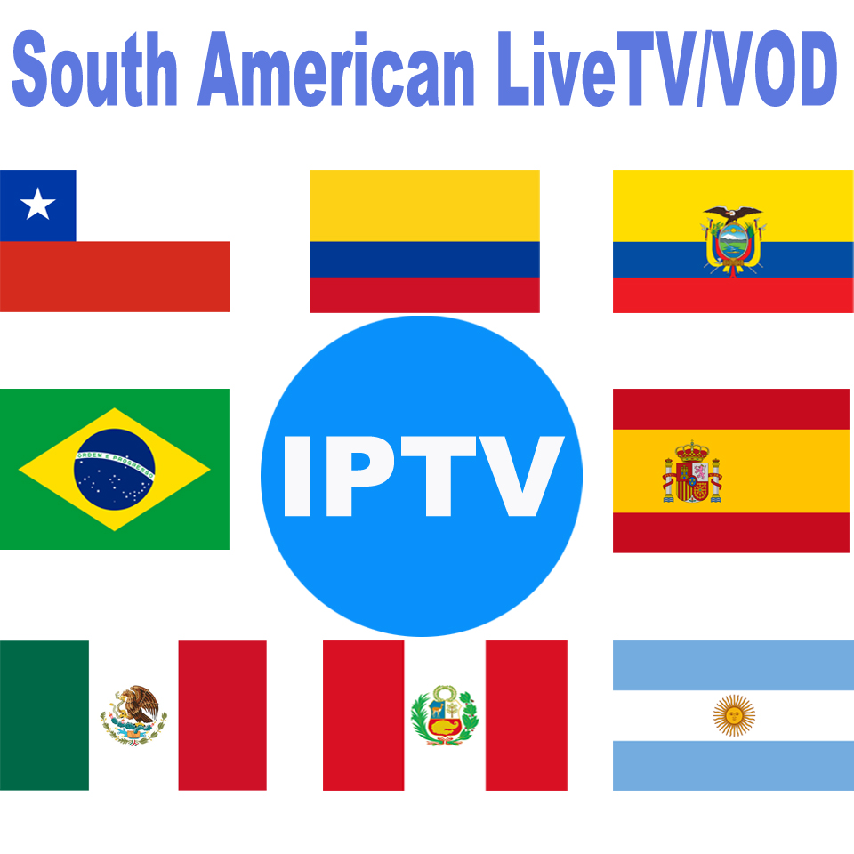 Europe America Latin America IPTV  Channel Thousands Of Channels Cover Dozens Of National Channels Movies And TV Series