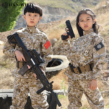 Jackets Army-Uniform Han Wild Military Hunting-Clothing-Sets Sport-Suit Tactical Airsoft Camouflage