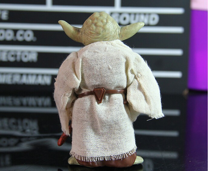 Star Wars Yoda Darth Vader Action Figure Doll Toys The Force Awakens Jedi Master