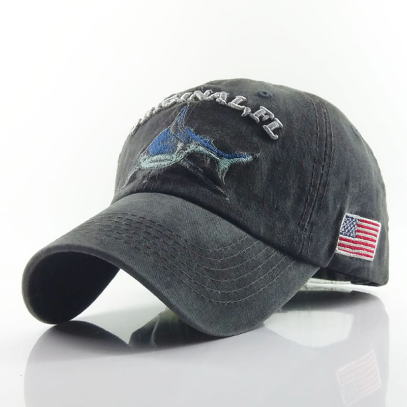100% Washed Cotton Baseball Cap Fitted Caps Retro Casual Snapback Hat For Men Women Casquette Bone Hats Gorras Para Hombre