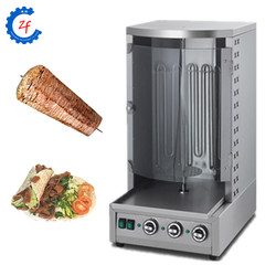 Electric rotary kebab grill shawarma grill machine