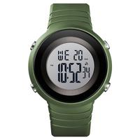 SKMEI Fashion Simple Sport Watch Men Outdoor Digital Watches 5Bar Waterproof Alarm Clock Men Wristwatches relogio masculino 1507