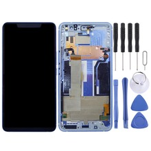 For Xiaomi Mi 8 SE LCD Screen and Digitizer Full Assembly with Frame Original, brand new + tool brand new in original box philips gc5033 80 azur elite steam iron with optimaltemp technology original brand new