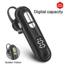 Écouteurs Bluetooth 5.1 mains libres, affichage 9D stéréo, oreillettes, fonctionne sur tous les smartphones, nouveau