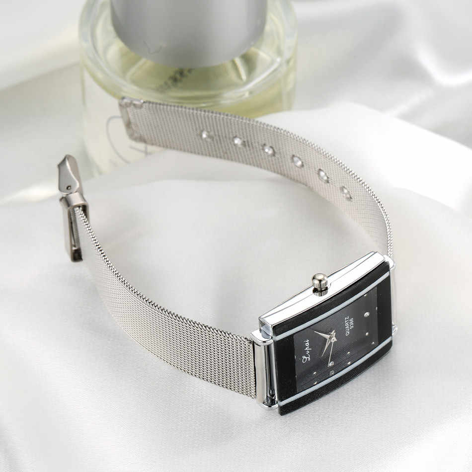 rectangle women watches 2019 luxury brand LVPAI Watches Women Quartz Wristwatch Clock Ladies Dress Gift Watches reloj mujer