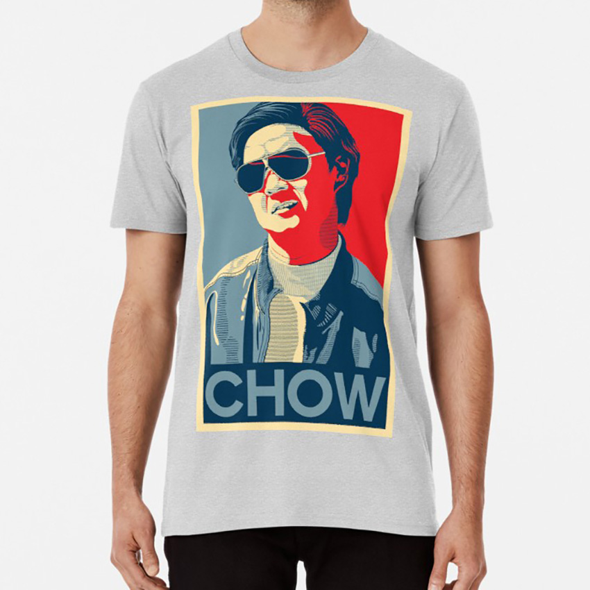 The Hangover Mr. Chow T Shirt The Hangover Hangover Mr Chow Chow American Se Beber N ? O Case Comedy Comedy Film Filme image