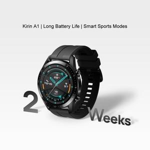 Image 3 - オリジナルhuawei社腕時計gt 2 スマートウォッチブルートゥース 5.1 boold酸素トラッカー 14 日バッテリ寿命のbluetooth通話心拍数最新